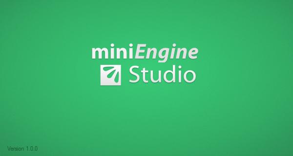 miniE Studio splash